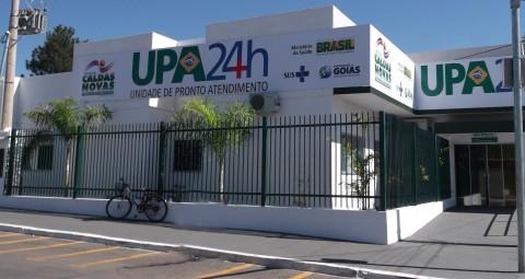 Imagem representativa: Hospitais e postos de saúde em Caldas Novas